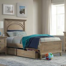 Product Image - Leland Twin Bed  Sandwash Sandwash