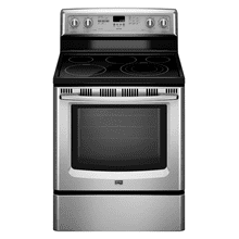 View Product - Electric Range with EvenAir Convection