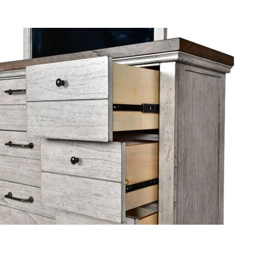 Bear Creek Dresser/Mirror