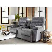 See Details - RYSON Manual or Power Reclining Loveseat in Smoke      (L850RC7/L850RQ7-19813 29058/45024)