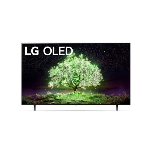 LG - LG A1 65 inch Class 4K Smart OLED TV w/ ThinQ AI® (64.5'' Diag)