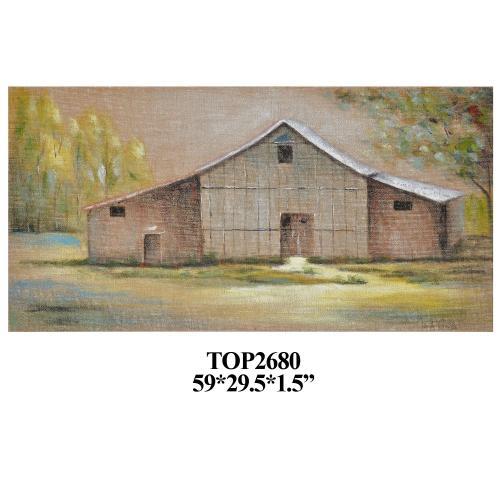 Crestview Collections - Seasonal Barn 2