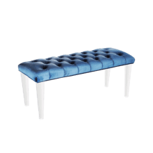 Glamour Bench - Teal