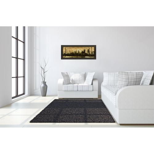 """Classy Art - """"Defined City I"""" By Sd Graphic Studio Framed Print Wall Art"""