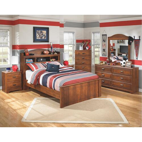 Product Image - Barchan Dresser and Mirror