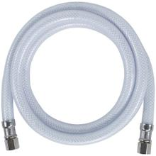 """See Details - PVC Ice Maker Connector with 3/8"""" Compression, 5ft"""