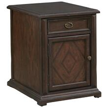 Sandifer 1-drawer 1-door Chairside Table
