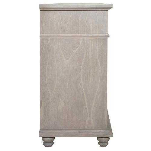 Dresser with 9 Drawers, Available in Seaside Grey only.