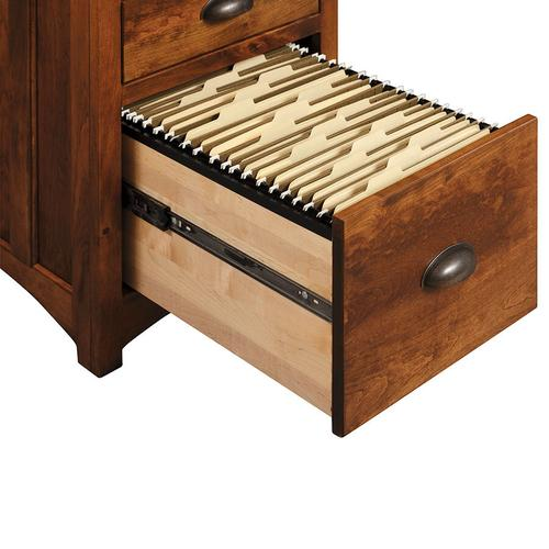 Country Classic Collection - Mission 2-Drawer File