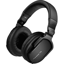 Over-ear studio monitor headphones