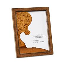 "8""X10"" Crotch Walnut Picture Frame"