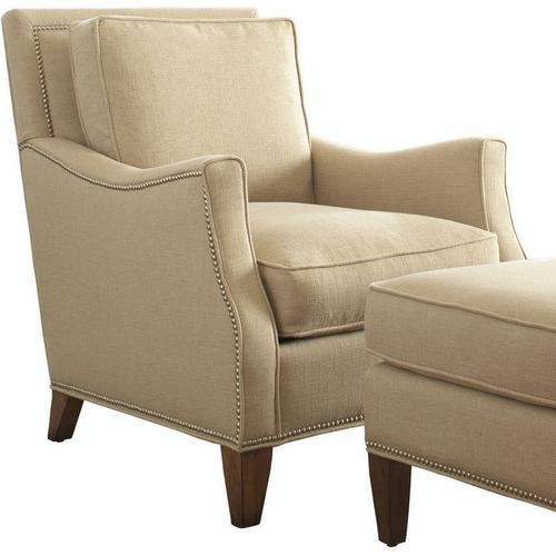Braxton Culler Inc - Haynes Chair with Small Nailhead Trim