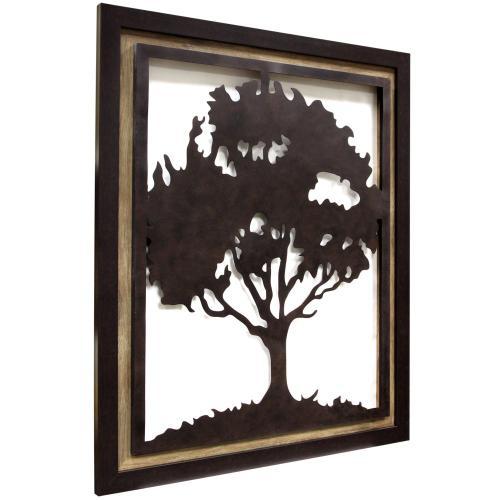 Style Craft - FRAMED METAL TREE