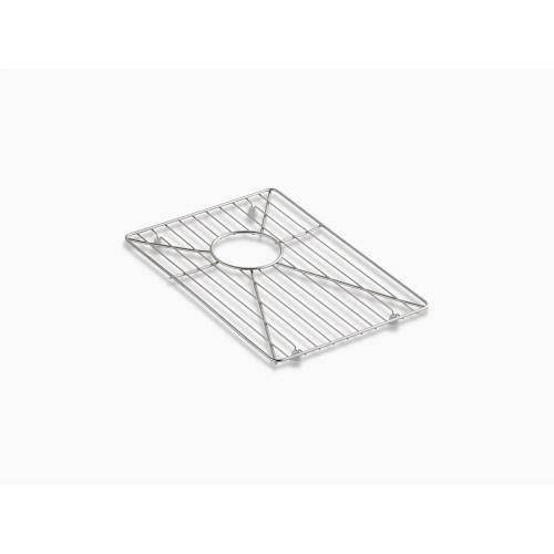 """Stainless Steel Stainless Steel Sink Rack for Right Basin, 15-15/16"""" X 11-1/16"""""""