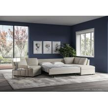 See Details - Gaines Roll Arm Sleeper Sofa - American Leather