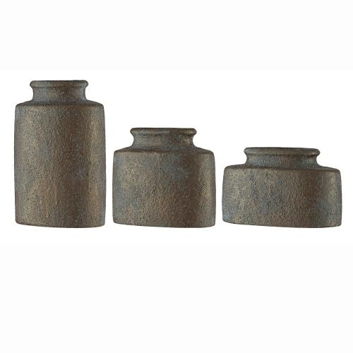 Product Image - Evans Oval Vases, Set of 3