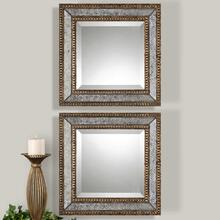 Norlina Square Mirrors, S/2