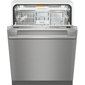 G 4998 SCVi SF AM - Fully-integrated, full-size dishwasher with hidden control panel, cutlery tray and CleanTouch Steel panel