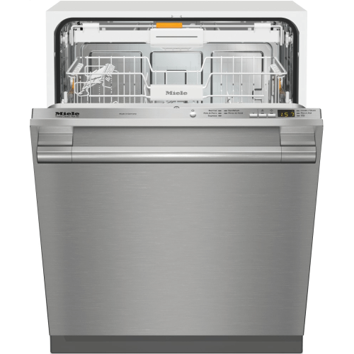 G4998SCVISF - Fully-integrated, full-size dishwasher with hidden control panel, cutlery tray and CleanTouch Steel panel
