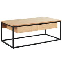 Lance Coffee Table in Oak