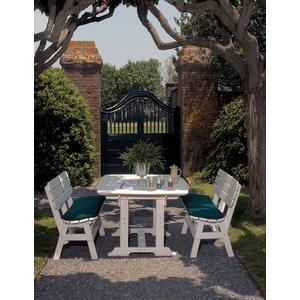 Seaside Casual - Portsmouth 42x56 Dining Table (053)