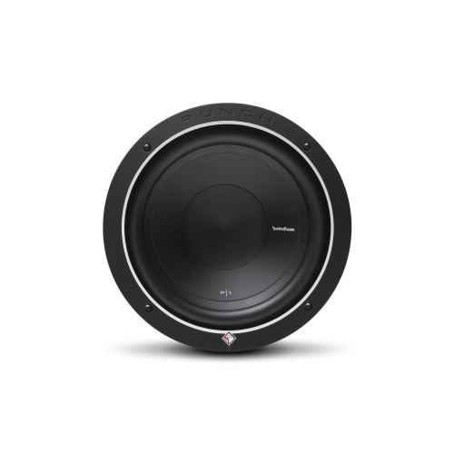"""Rockford Fosgate - Punch 10"""" P1 2-Ohm SVC Subwoofer"""