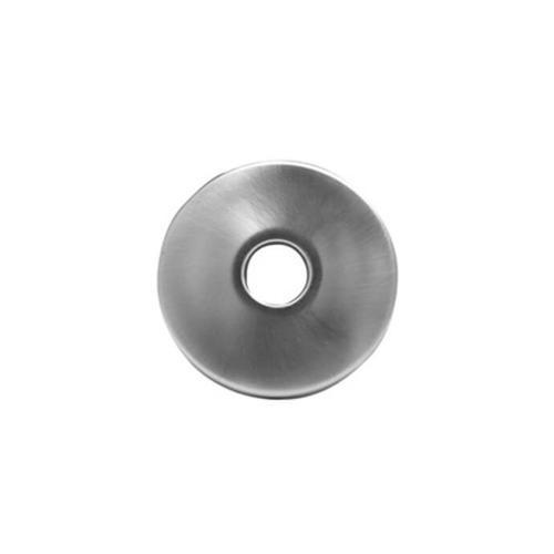 "Mountain Plumbing - Flat Sure Grip Brass Flange - Use w/ 5/8"" O.D. - Polished Chrome"