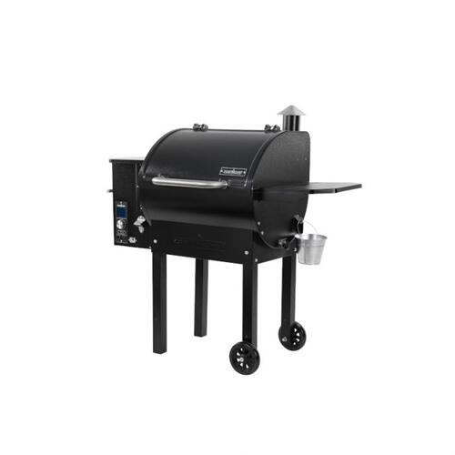 SmokePro DLX 24 Pellet Grill - Black