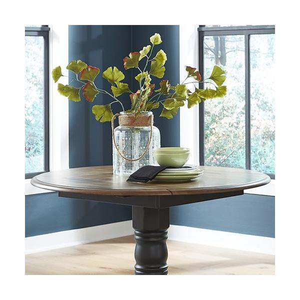 Drop Leaf Table Top- Black