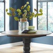 Drop Leaf Table Top- Black