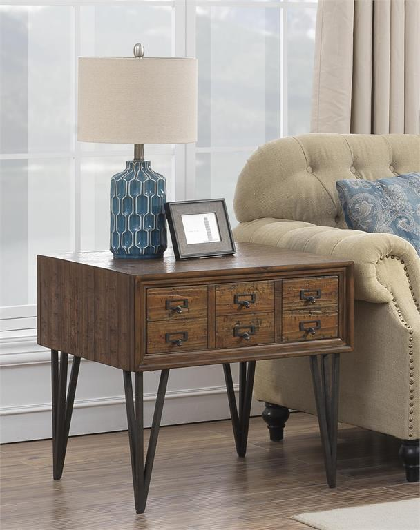 Coast To Coast Imports1 Drw End Table