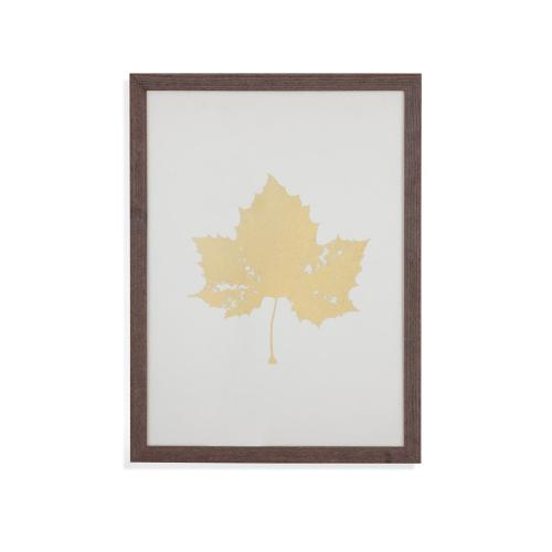 Gold Foil Leaf IV