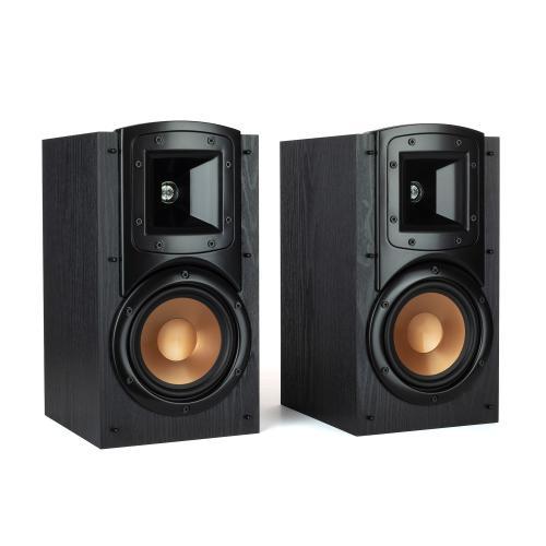 Klipsch - Synergy Black Label B-200 Bookshelf Speakers