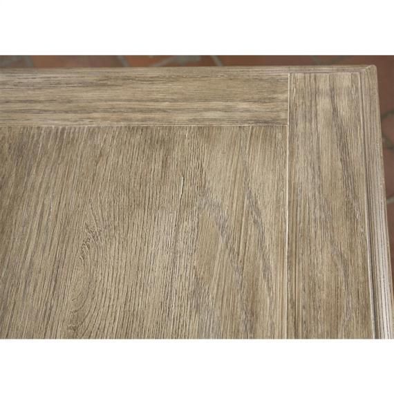 Riverside - Myra - Leg Coffee Table - Natural/paperwhite Finish