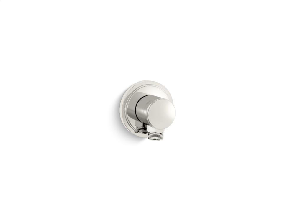 Wall Supply Elbow - Nickel Silver
