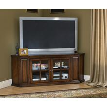 See Details - Corner Window Pane Plasma TV Stand