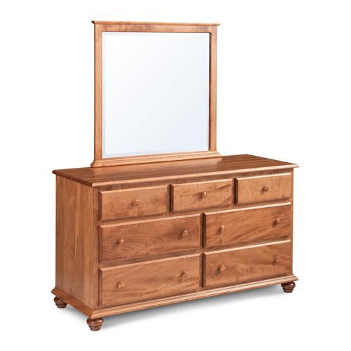 Georgia 7-Drawer Dresser, Medium