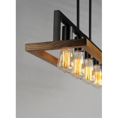 Black Forest 4-Light Chandelier