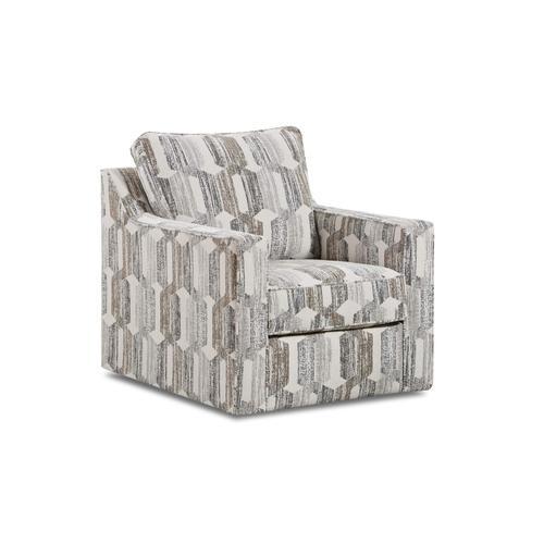 2080 Calhoun Swivel Accent Chair
