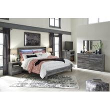 View Product - King Panel Bed With Dresser