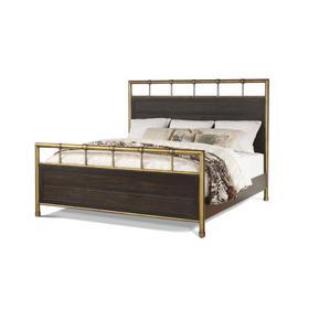 Cologne Queen Metal-Framed Bed
