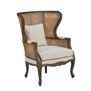See Details - Ellis Highback Host Chair
