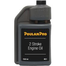 Poulan Pro Fuel Lubricants 2 Stroke Engine Oil