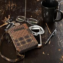 Ironstone Modern Wristlet Wallet