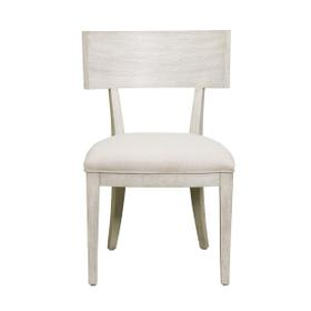 District 3 Wood back Side Chair 2pc