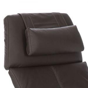 Human Touch - Perfect Chair ® PC-350 Classic Power - Espresso Top-Grain Leather - Dark Walnut