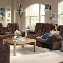 Everlasting Reclining Sofa - Cocoa