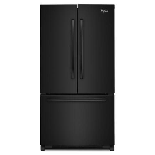 Gallery - 36-inch Wide Counter Depth French Door Refrigerator with Temperature-Controlled Full-Width Pantry - 20 cu. ft.