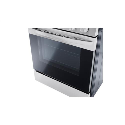 5.8 cu ft. Smart Wi-Fi Enabled Fan Convection Gas Range with Air Fry & EasyClean®