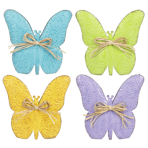 Butterfly Figurines (6 pc. ppk.)